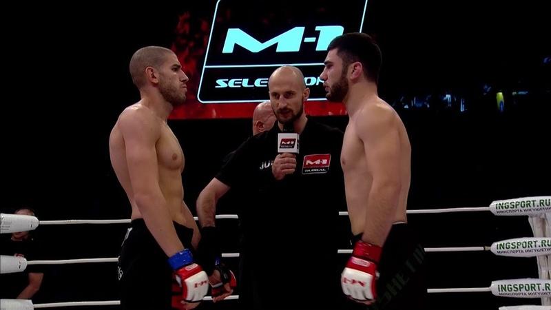 Арнау Керфаллах vs Ваха Шанхоев, M-1 Challenge 86, FULL HD