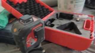 FUKUDA 3D-LASER RED Лазерный нивелир