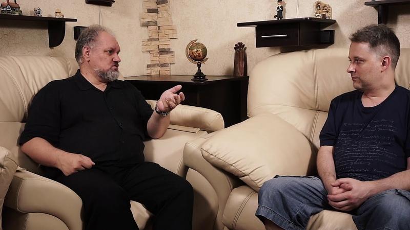 Диалектика Дискуссия Лекса Кравецкого и Бориса Юлина
