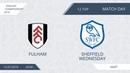 AFL19 England Championship Day 12 Fulham Sheffield Wednesday