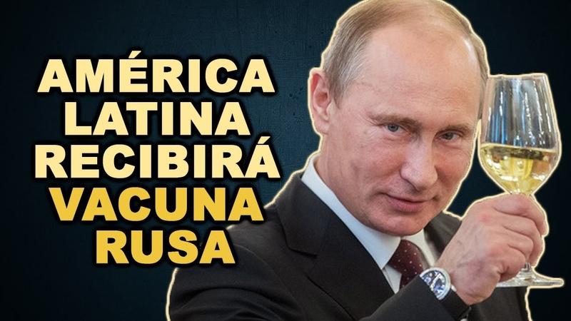 Ya hay fecha para la llegada a América Latina de la vacuna rusa Mira el efecto a hija de Putin