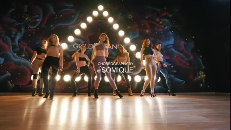 Melvitto the Feels @SOMIQUE choreo