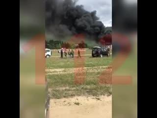 Аварийная посадка пассажирского Ан-24 в Бурятии, есть погибшие...