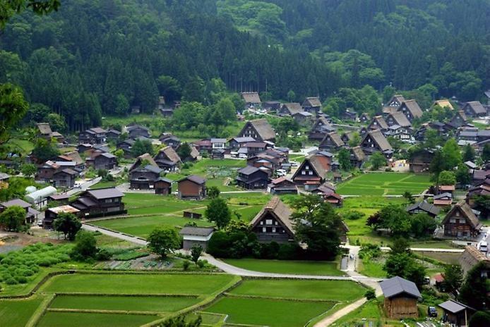 Сиракава. Традиционные японские поселения, изображение №2