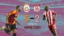 Galatasaray 3 2 Sivasspor GOLLER ALLGOALS GENİŞ MAÇ ÖZETİ 18 10 2019