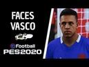 PES 2020 - Faces dos jogadores do Vasco