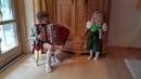 Steirische Harmonika Uralt Boarischer gespielt vom Florian 5 Jahre alt!