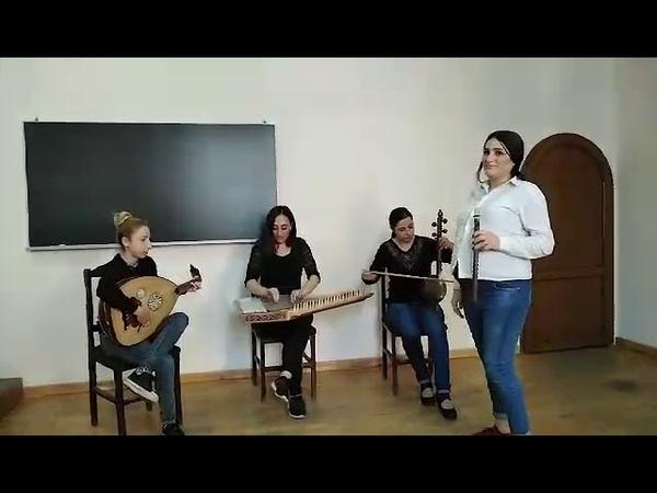 Duduk Marine Tomasyan Sasunciner Sasno Curer