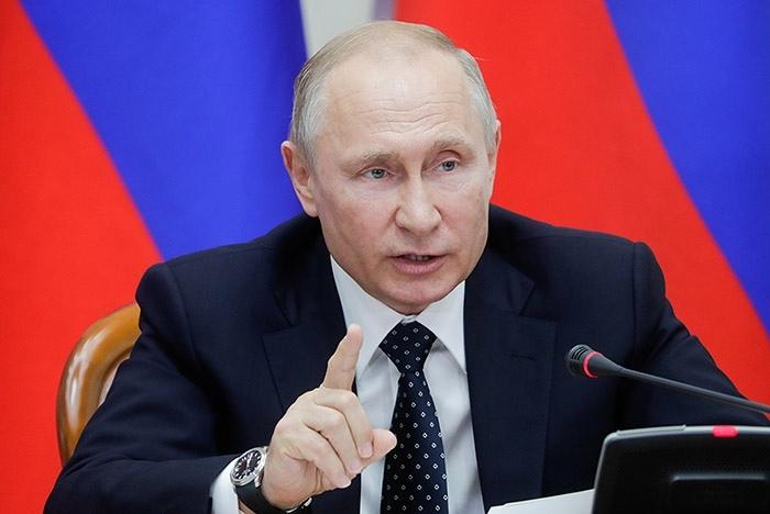 Владимир Путин поздравил жителей Марий Эл с Днем России