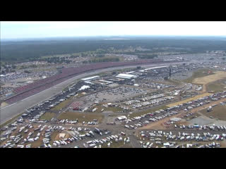 Chopper Camera - Talladega - Round 31 - 2019 Monster Energy NASCAR Cup Series - Часть 1