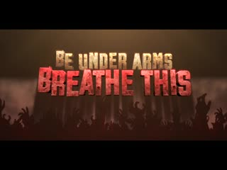 Be under arms - breathe this [live 24.05.19]