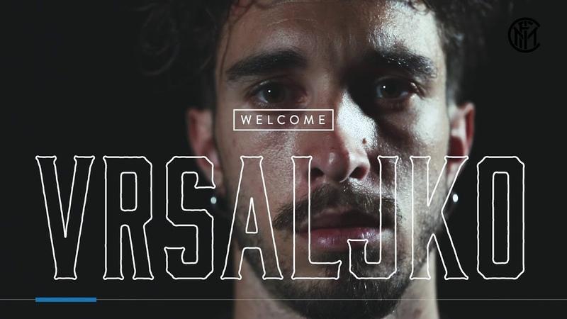 SIME VRSALJKO | WelcomeVrsaljko | Inter 2018/19 🌃 ⚫️🔵