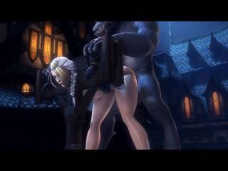 World of warcraft wow 3d porn порно jaina proudmoore anal pussy blowjob handjob milf hentai хентай 18+