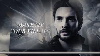 ❖ The Darkling | Make me your villain. [Shadow and Bone]