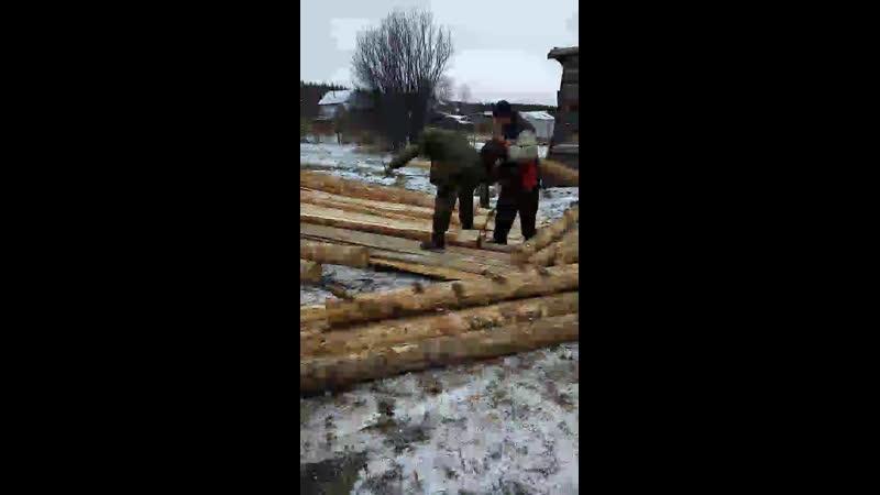 Live: Срубы домов и бань из БАШКОРТОСТАНА!!!