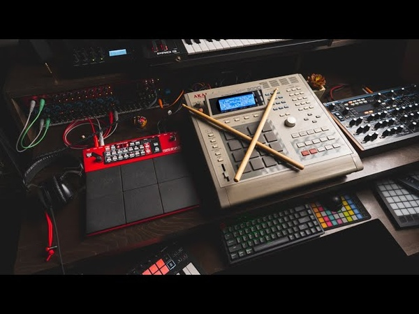 Drum Pads MPC is as fun as i thought MPC 3000 House Music