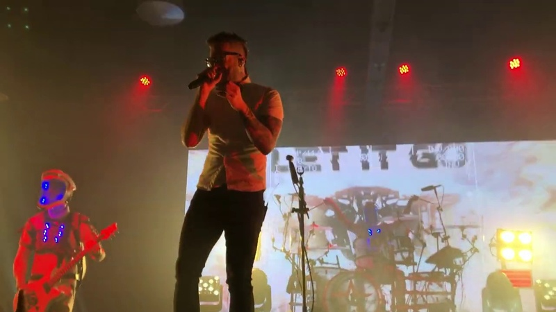 STARSET DIVISIONS Tour - Carnivore - Phoenix, AZ – October 1, 2019 Live at The Pressroom