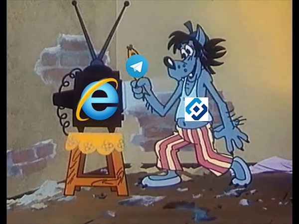 Битва века - Телеграм против Роскомнадзора!
