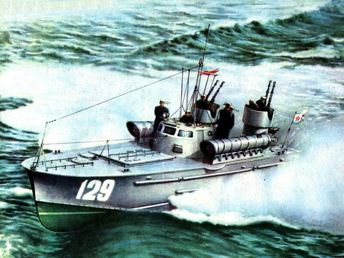 Петропавловские пионеры и подводная лодка