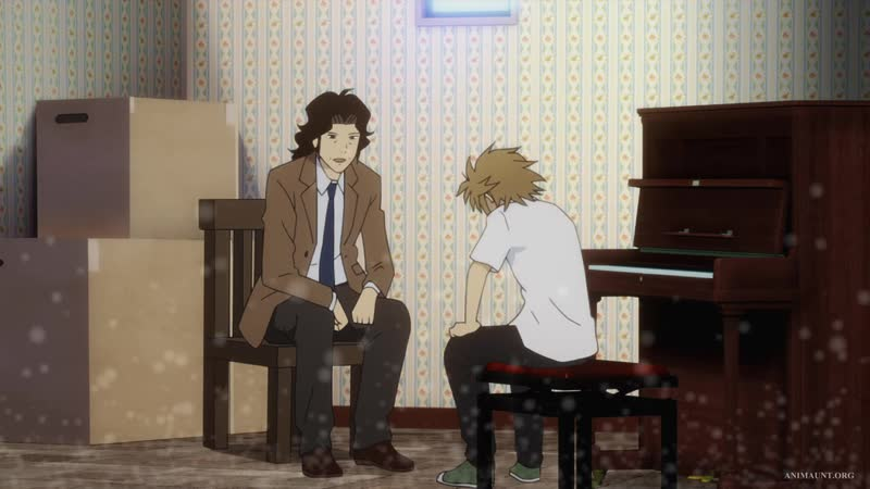 Piano no Mori 2nd Season TV-2 / Рояль в Лесу ТВ-2 - 10 серия | Veda, Linad Berofu [AniMaunt.org]