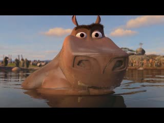 Люблю больших, люблю попастых, Мото мото - Мадагаскар 2  Мультфильм прикол песня бегемот угар юмор ржач