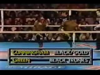 Peter Cunningham vs Ronnie Green [1994]