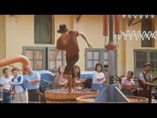 Укрощение строптивого - танец на винограде