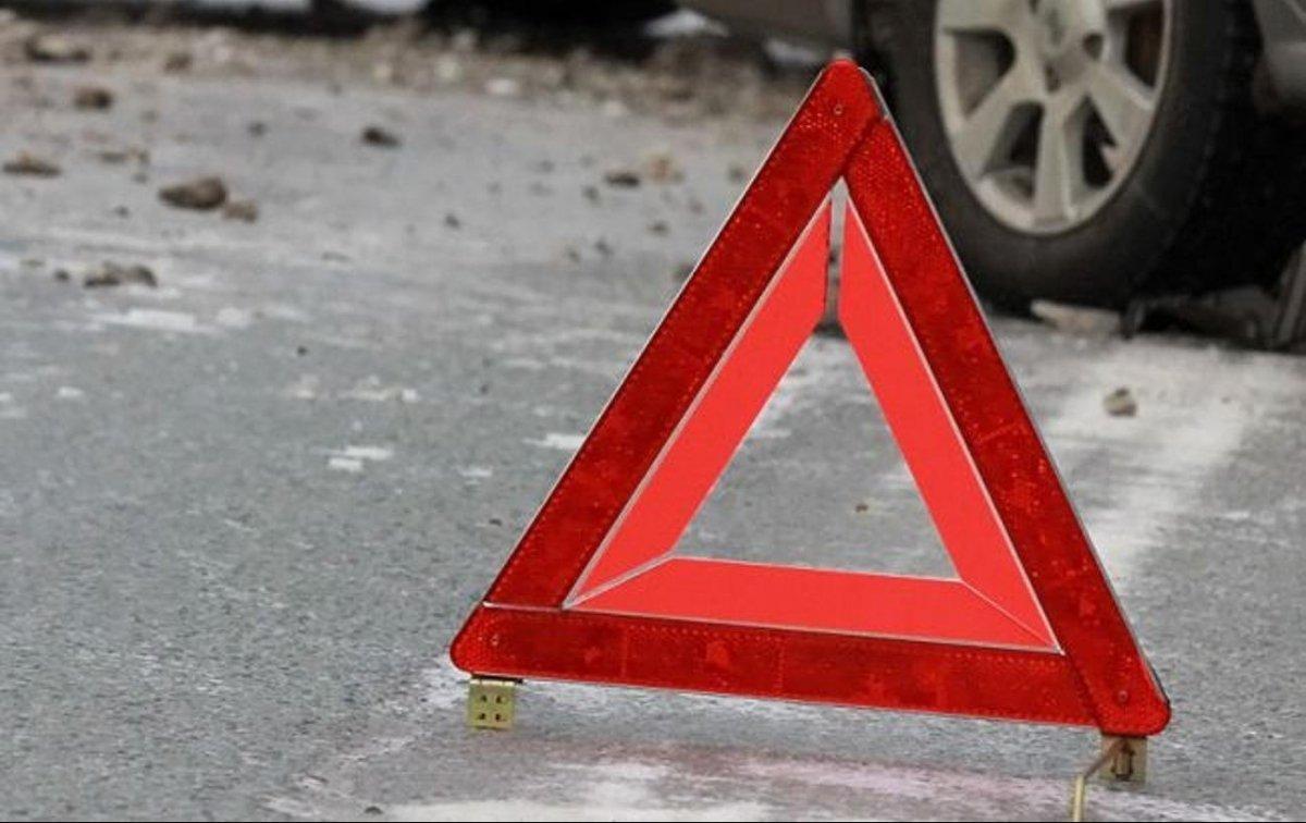 Под Черкесском разбились два автомобиля