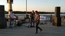 Группа крови кавер Флешмоб памяти Цоя в Астрахани