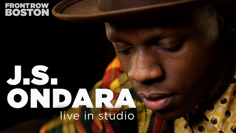 J.S. Ondara – Live In WGBH's Fraser Performance Studio (12/05/18)