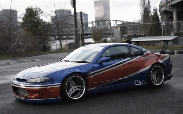 Nissan S15 - The Mona Lisa