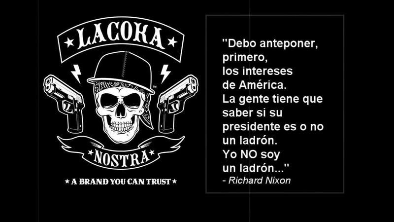 La Coka Nostra ft B Real I'm an american Español Subtitulado