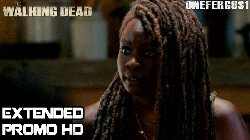 «The Walking Dead» 10x03 Extended Trailer Season 10 Episode 3 Promo/Preview [HD] Ghosts.