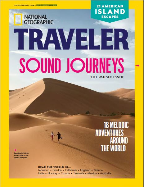 National Geographic Traveler Interactive 08