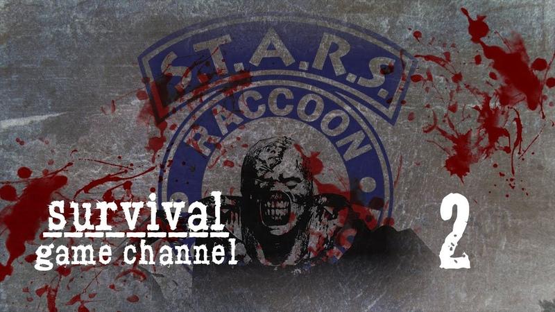 Прохождение Resident Evil 3 1080p Часть 2 Полицейский участок