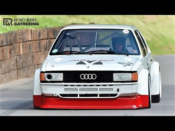 500Hp Audi 80 Quattro 1.7 Turbo || 0-100Km/h under 2 Seconds