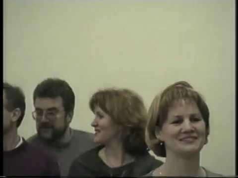 Встреча выпускников 1975 1961 школы 589 Классный руков заслуженный учитель России Орлова Н М