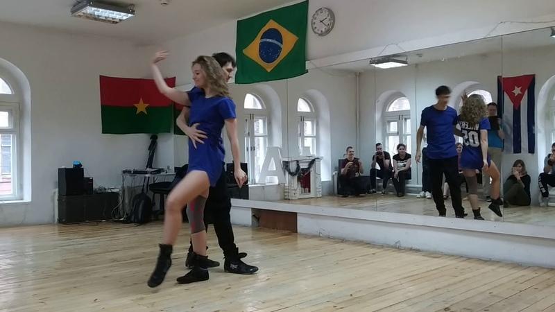 2019 03 30 Ponkin Mikhail Valery Workshops Nizhnii Novgorod Brazilian Zouk