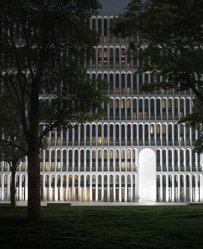 «Цимайло Ляшенко и партнеры»: клубный дом с видом на набережную