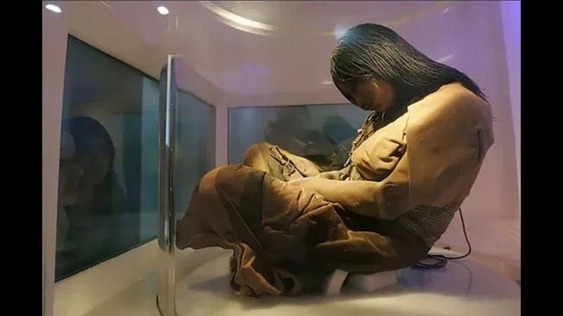History Channel Потерянные мумии инков