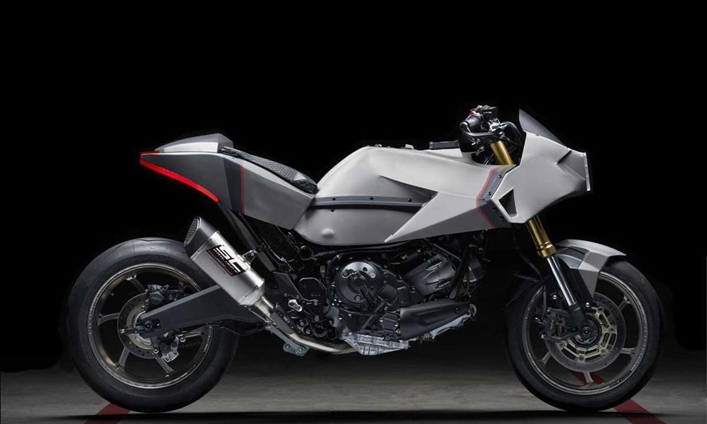 Officine GP Design: нео кафе рейсер Honda X-ADV