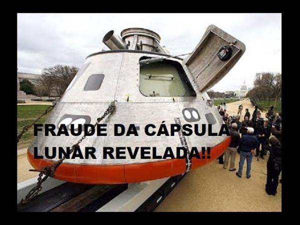 """O retorno dos """"ator-nautas"""" da Apollo 11!! Fraude da cápsula lunar revelada!! Nunca fomos à lua!"""