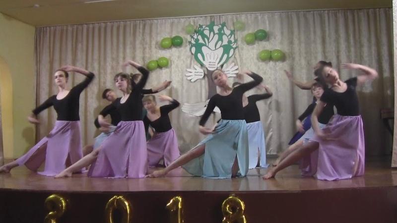 Танец на ДЕНЬ МАТЕРИ Сон про маму(Ани Лорак - Снится сон)