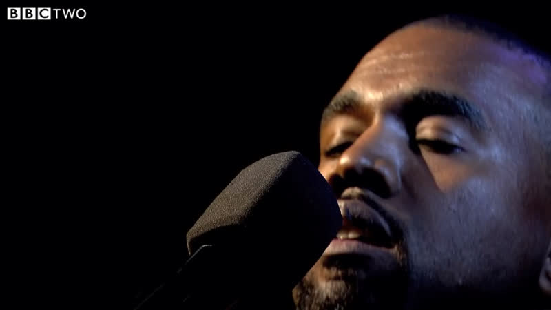 Kanye West — Bound 2 / Later... with Jools Holland - BBC