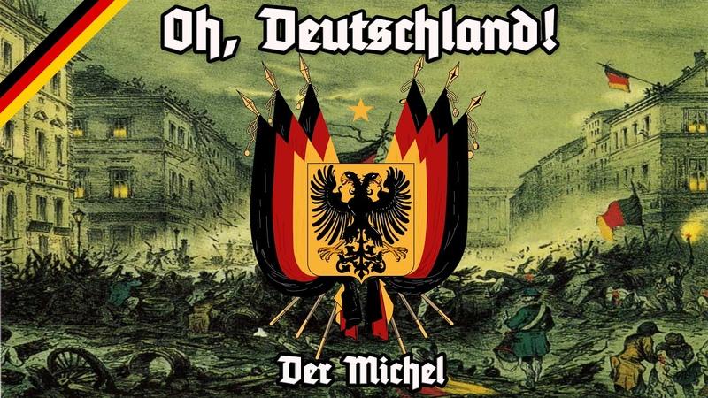 Oh Deutschland Neue Deutsche Hymne Der Michel New German Anthem