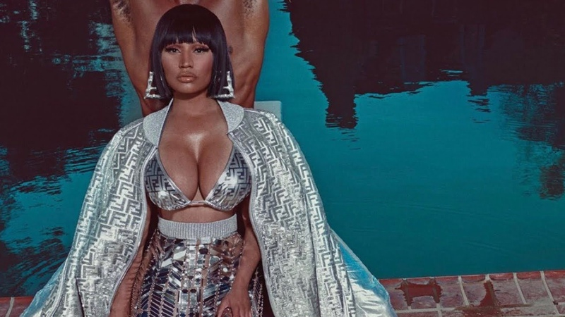 Nicki Minaj ft. Iggy Azalea - Dont Give Up