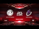 Invictus Gaming vs Keen Gaming, DPL-CDA Professional League Season 1, bo3, game 2 [Mila Jam]