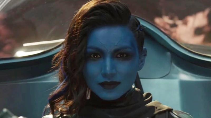 Captain Marvel - Death of Minn-Erva Scene (1080p60)