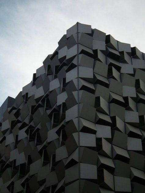 Оригинальные фасады