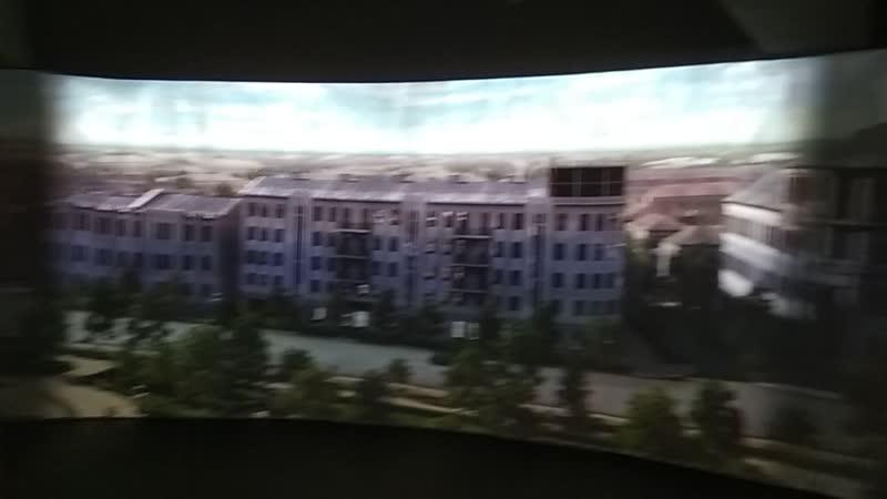 Взгляд в прошлое Сталинграда до и после битвы
